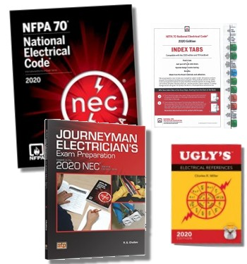 2020 Journeyman Electrician Exam Prep Combo 2