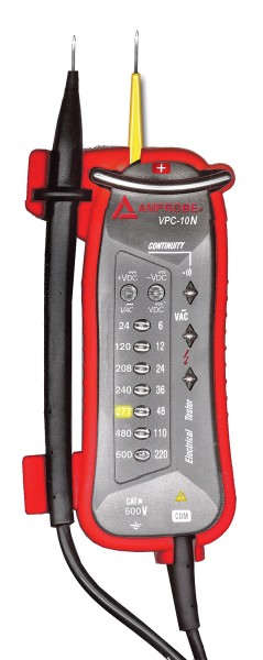 Amprobe Electrical Tester : Amprobe vpc n voltage continuity testers