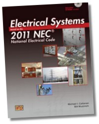 Fine Electrical Systems Based On The 2011 Nec Textbook Instructors Wiring 101 Capemaxxcnl