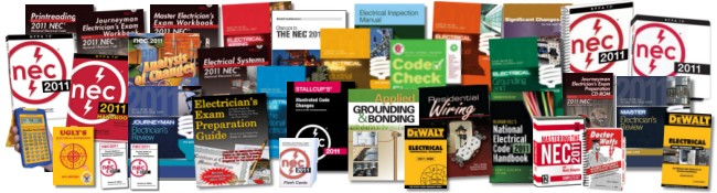 2011 National Electrical Code (NEC) and Related Products