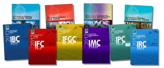 2012 International Codes and Related References