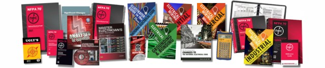 2017 National Electrical Code (NEC) Products - Books, Software, Reference & Exam Study Guides