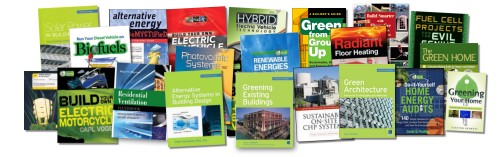 Green Building, Projects, Alternative & Renewable Energy and Efficiency