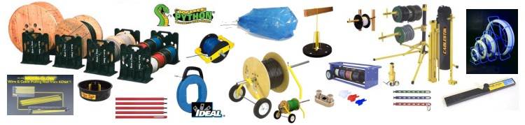 Wire Pulling Tools Amp Equipment