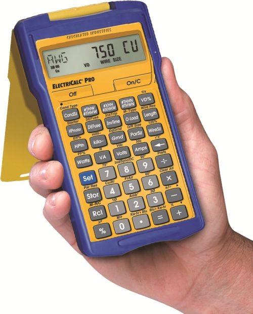 ElectriCalc Pro Electrical Calculator