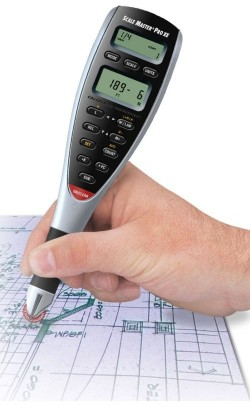 Scale master pro xe world 39 s best digital blueprint take for Blueprint estimator