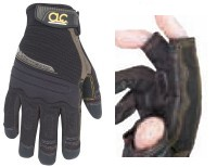FlexGrip SubContractor High Dexterity Work Gloves w/ Ring-Cut Feature