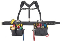 4 Piece Electrician's Comfort-Lift™ Combo Tool Belt