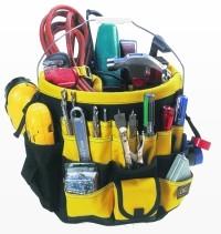 61 Pocket Bucket Organizer