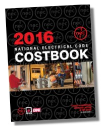 BNI National Electrical Code Costbook 2016