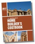 BNI Home Builder's Costbook 2017