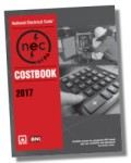 BNI National Electrical Code Costbook 2017