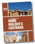 BNI Home Builder's Costbook 2018