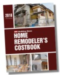 Home Remodeler's Costbook 2018