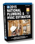 national plumbing hvac estimator 2015 craftsman costbook