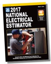 National electrical estimator 2017 craftsman costbook for Craftsman estimator