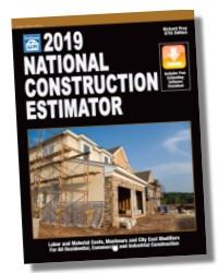 2019 national construction estimator craftsman costbook