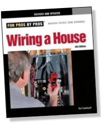 the basics of household wiring extended edition dvd rh licensedelectrician com House Wiring Diagram Examples wiring a house dvd