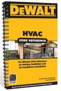 DEWALT HVAV Code Reference