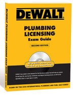DEWALT Electrical Licensing Exam Guide w/CD-ROM