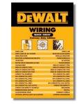 DEWALT Wiring Quick Check