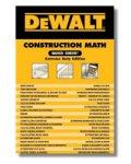 DEWALT Construction Math Check