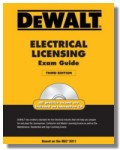 DEWALT 2011 Electrical Licensing Exam Guide