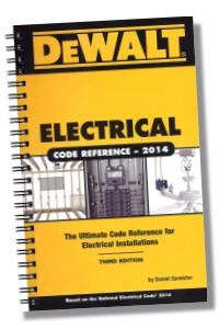 DEWALT 2014 Electrical Code Reference