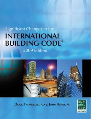 Significant Changes2012 International Building Code 2015