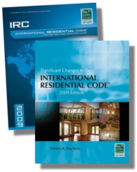 2009 International Residential Code For One And Two Family