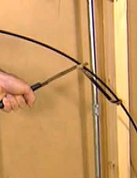 Cable Bit Flexible Installer Bits For Wood Metal