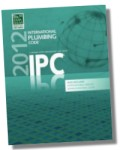 2012 International Plumbing Code (IPC)