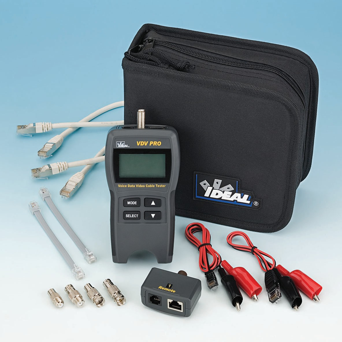 VDV PRO Cable Tester Kits for installers, contractors and ...