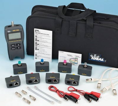 Ideal Linkmaster Pro Xl Tester Kits For Installers