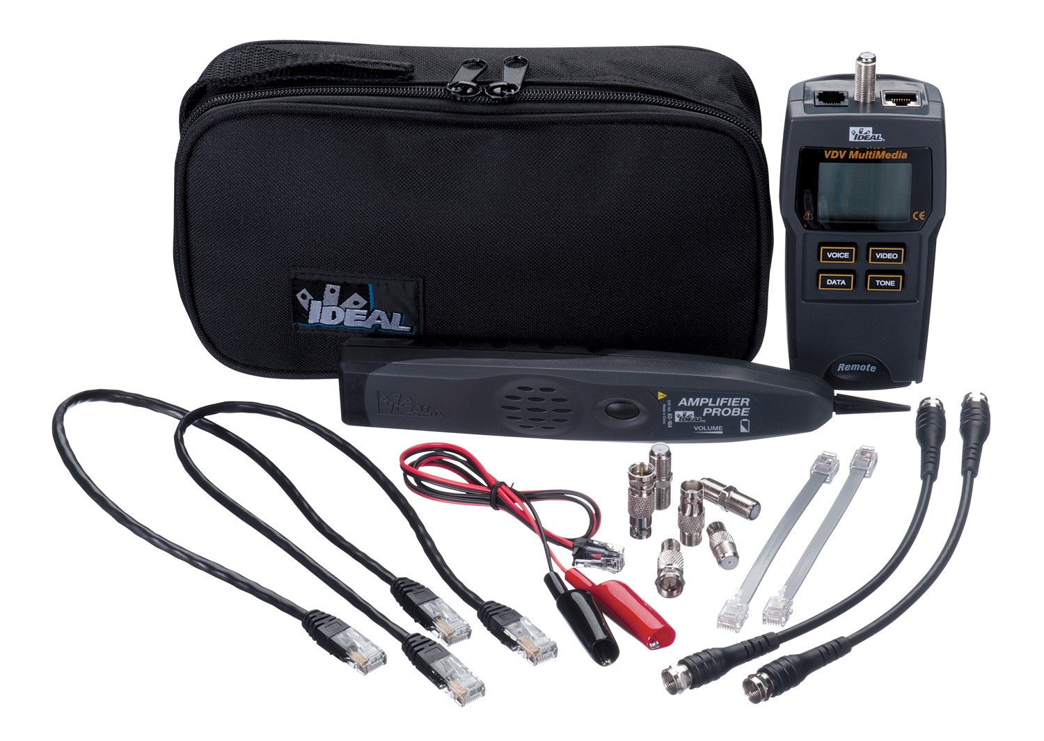Circuit Tracers Wire Datacomm Underground Best Breaker Finder Test Tone Trace Vdv Kit 33 866