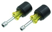 Ideal 2 Piece Stubby Nutdriver Set