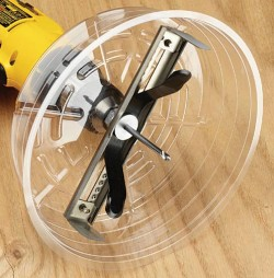Adjustable Can Light / Speaker Hole Saws w/ Dust Shield - Competitively Priced! & Can Light / Speaker Hole Saws w/ Dust Shield - Competitively Priced! azcodes.com