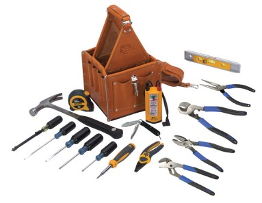 17-Piece Master Electrician's Set