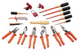 19-Piece Standard Insulated Tool Kit