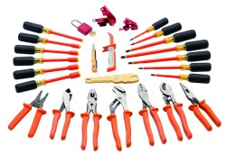 27-Piece Journeyman Insulated Tool Kit
