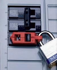 Single Pole Breaker Lockout