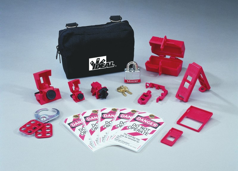 basic lockouttagout kit - Lock Out Tag Out Kits