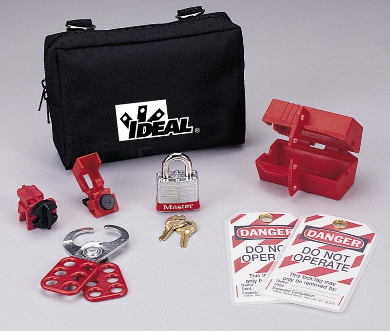 starter lockouttagout kit - Lock Out Tag Out Kits