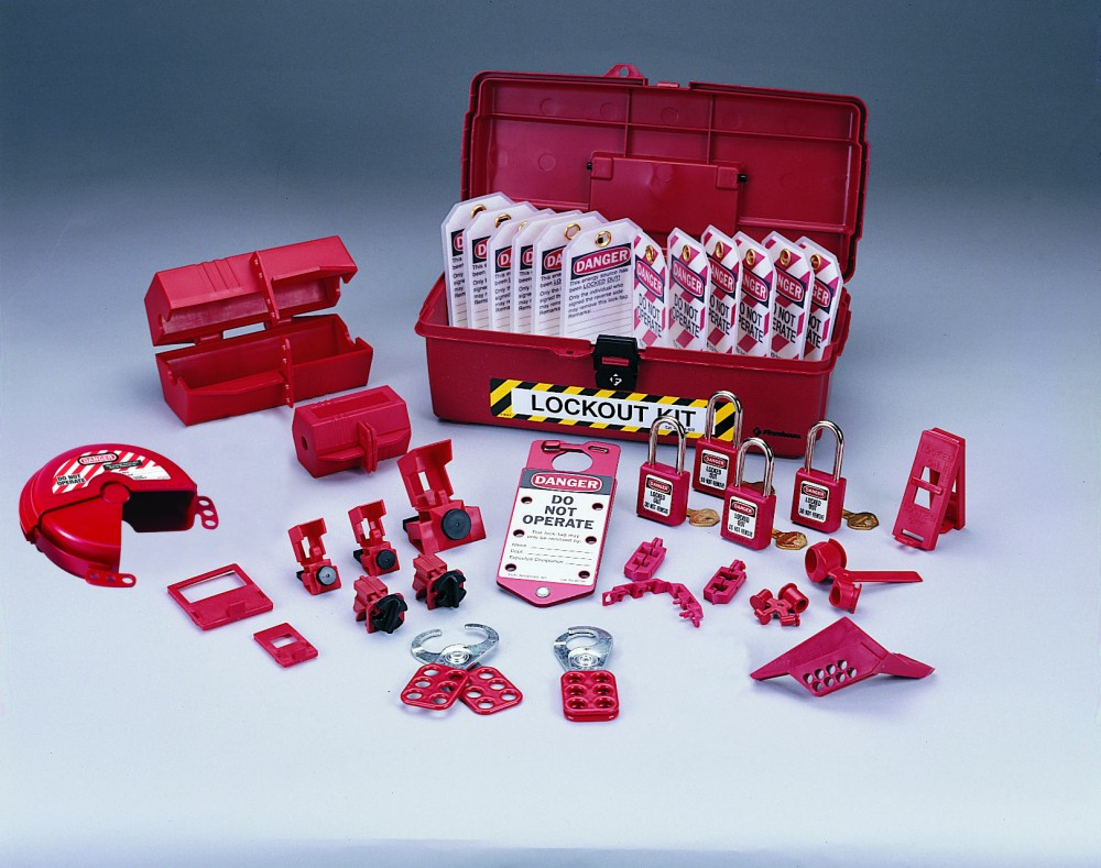 lockout  tagout kits  u0026 loto stations