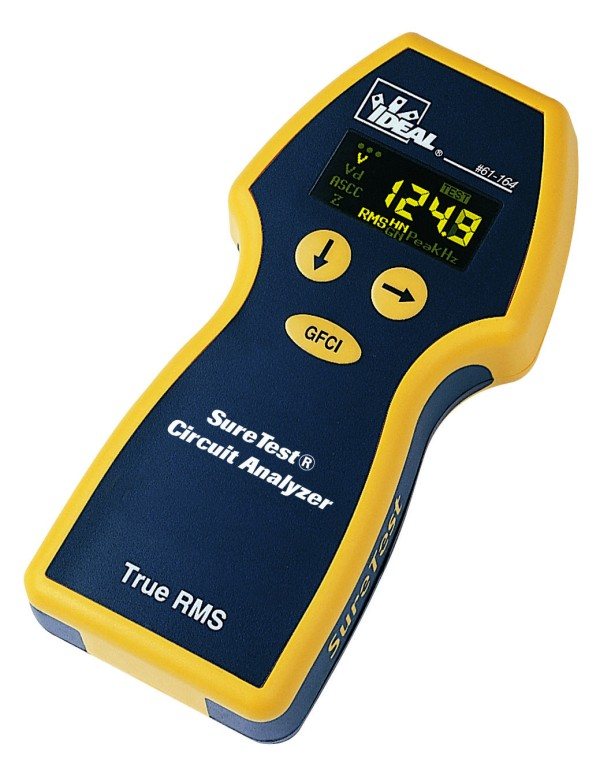 Ideal Suretest Circuit Analyzers 61 165 Amp 61 164