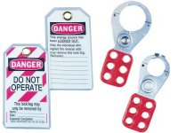 Lockout/Tagout Supplies