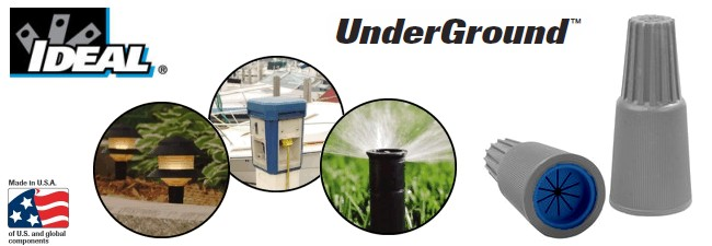 Ideal UnderGround® Below Grade/Direct Burial Wire Connectors Models ...