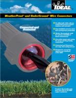 Under Ground Wire | Ideal Underground Below Grade Direct Burial Wire Connectors Models