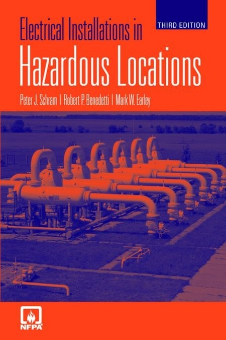 Electrical Installations In Hazardous Locations  3rd Edition