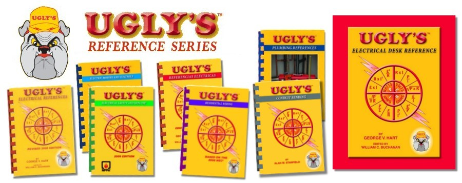Ugly S Electrical Amp Trade Reference Series Books New